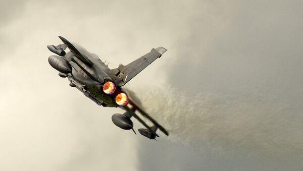 RAF Tornado ZA369 - Sputnik Česká republika