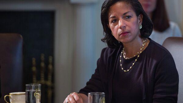 Poradkyně amerického prezidenta pro národní bezpečnost Susan Riceová - Sputnik Česká republika