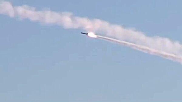 Raketa Kalibr - Sputnik Česká republika