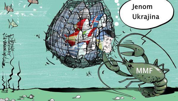 Jenom Ukrajina - Sputnik Česká republika