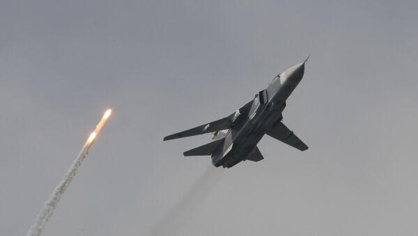 Útočný letoun Su-24M - Sputnik Česká republika