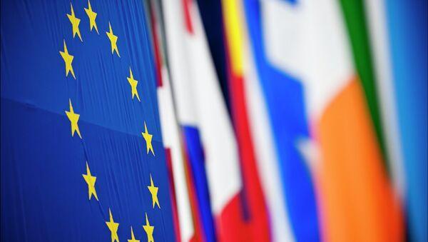 Vlajky států EU - Sputnik Česká republika