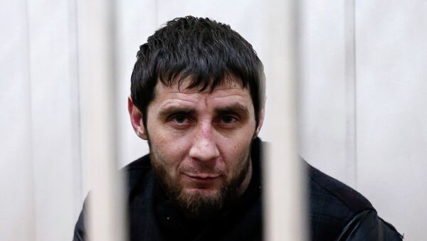 Zaur Dadajev - Sputnik Česká republika