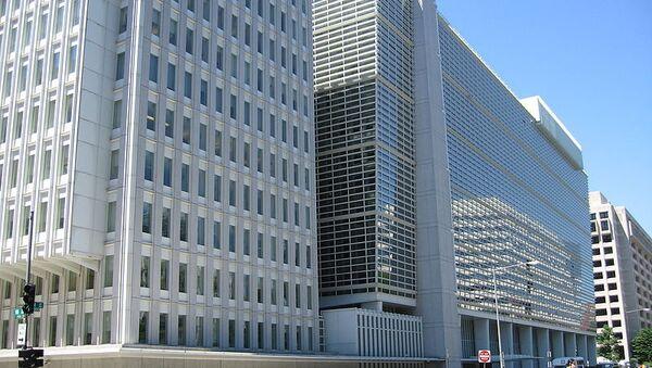 Sídlo Světové banky ve Washingtonu - Sputnik Česká republika