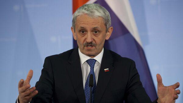 Bývalý předseda slovenské vlády Mikuláš Dzurinda - Sputnik Česká republika