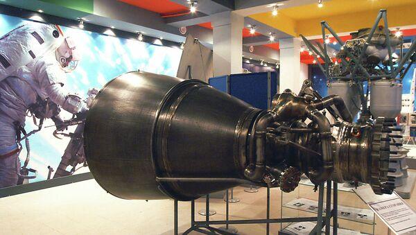 Raketové motory RD-180 - Sputnik Česká republika