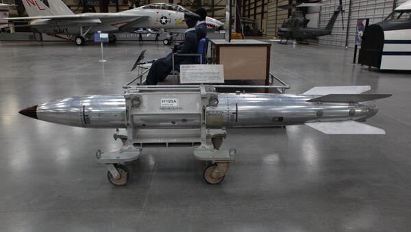 Jaderná puma B61 - Sputnik Česká republika