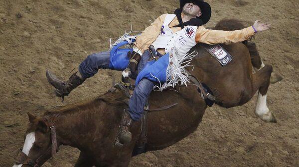 National Finals Rodeo. Ilustrační foto - Sputnik Česká republika