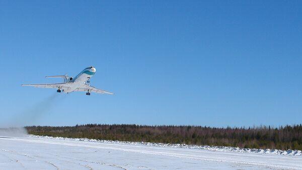 Ruské letadlo Tu-154M - Sputnik Česká republika