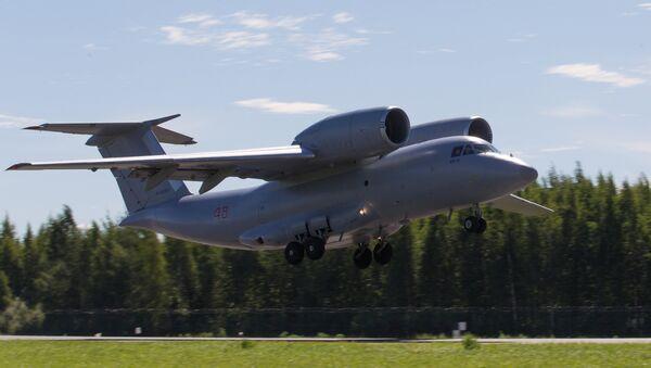 Letadlo An-72 - Sputnik Česká republika
