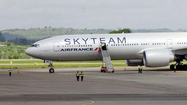 Letadlo Air France - Sputnik Česká republika