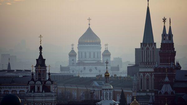 Moskva - Sputnik Česká republika