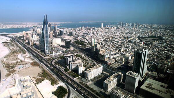 Hlavní město Bahrajnu Manama - Sputnik Česká republika
