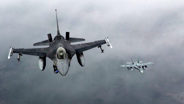 Letectvo NATO - Sputnik Česká republika