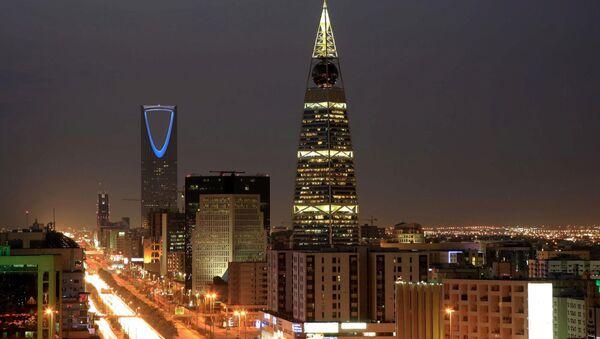 Rijád, Saúdské Arábie - Sputnik Česká republika
