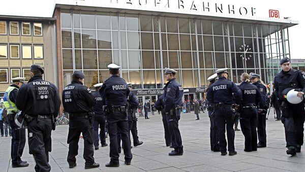 Policie v Kolíně - Sputnik Česká republika