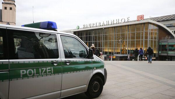 Policie v Kolíně nad Rýnem - Sputnik Česká republika