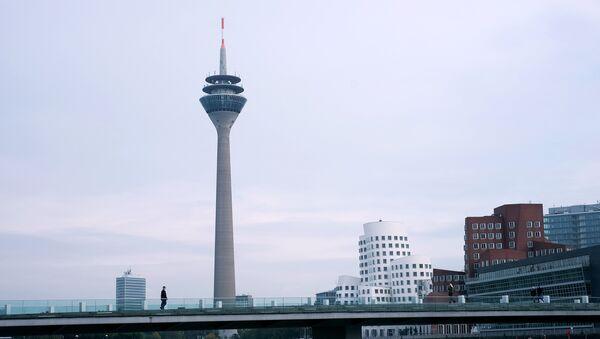 Düsseldorf - Sputnik Česká republika