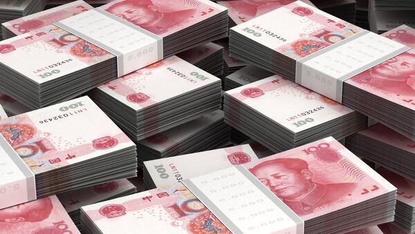 Čínský jüan - Sputnik Česká republika