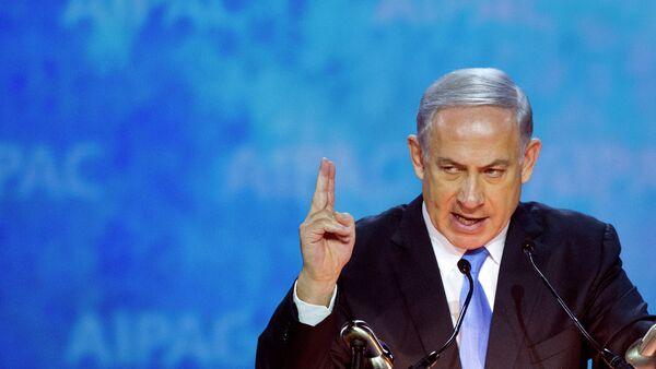 Izraelský premiér Benjamin Netanjahu - Sputnik Česká republika
