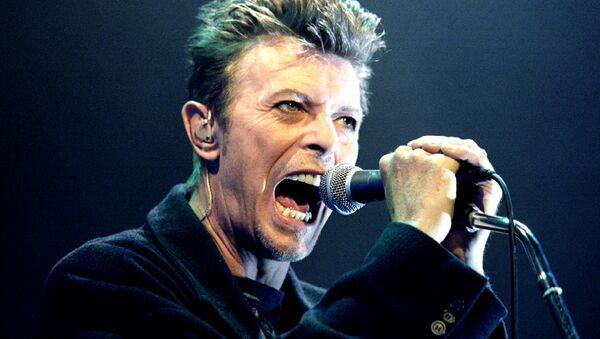 David Bowie - Sputnik Česká republika