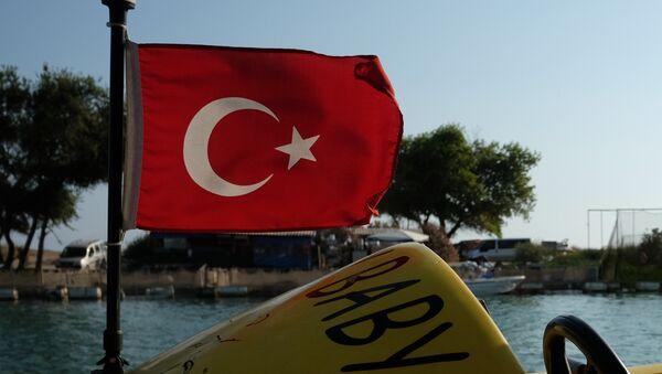 Antalya, Turecko - Sputnik Česká republika