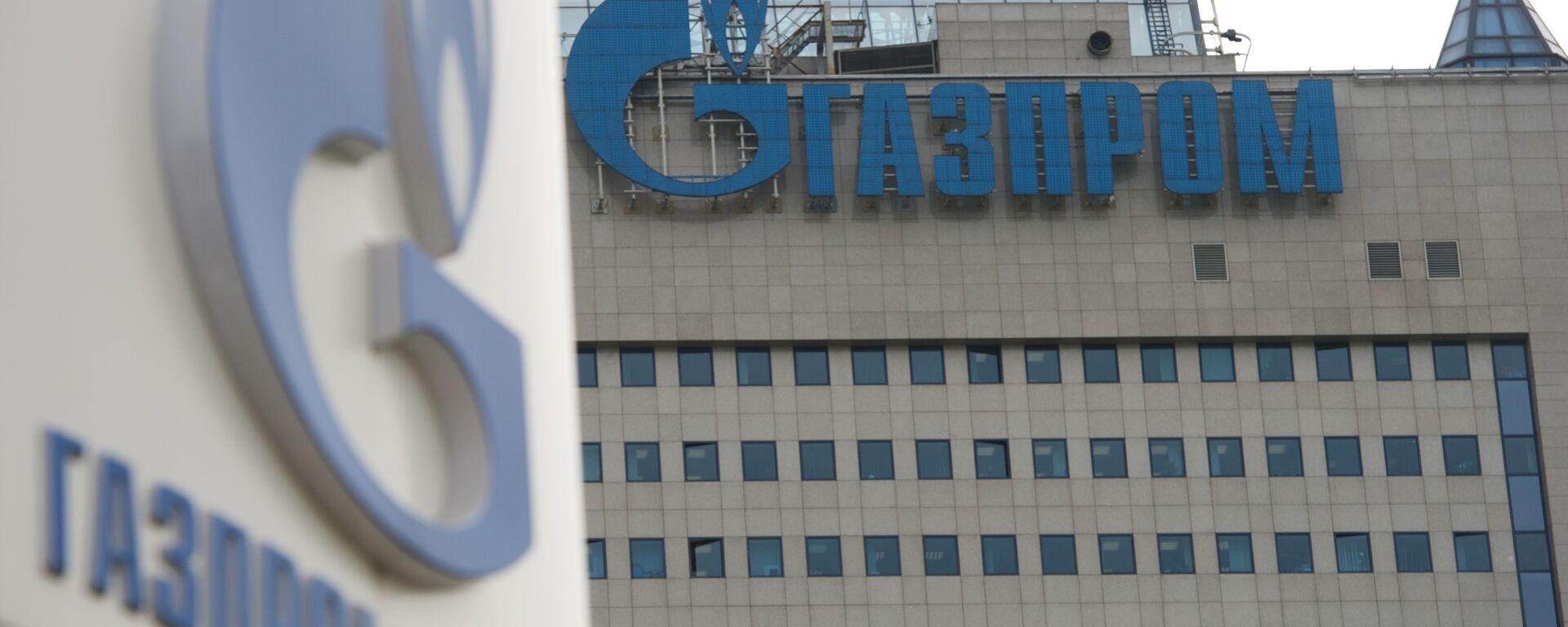 Budova Gazpromu v Moskvě - Sputnik Česká republika, 1920, 28.09.2021