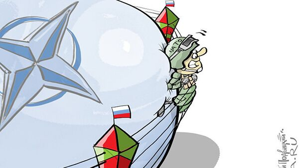 Nafouklo se - Sputnik Česká republika