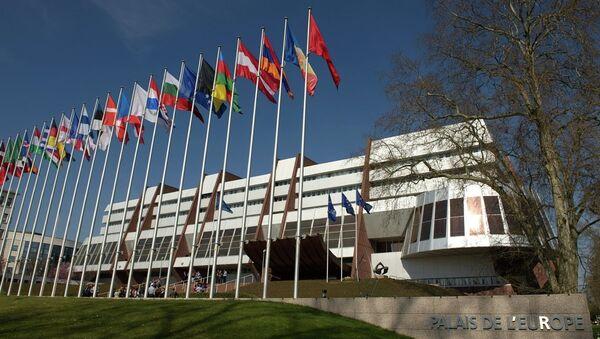 PACE ve Štrasburgu - Sputnik Česká republika