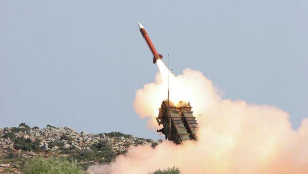 Systém protivzdušné obrany Patriot - Sputnik Česká republika