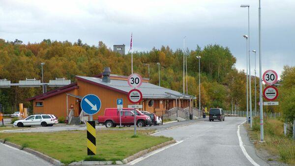 Hraniční přechod mezi Norskem a Ruskem - Sputnik Česká republika