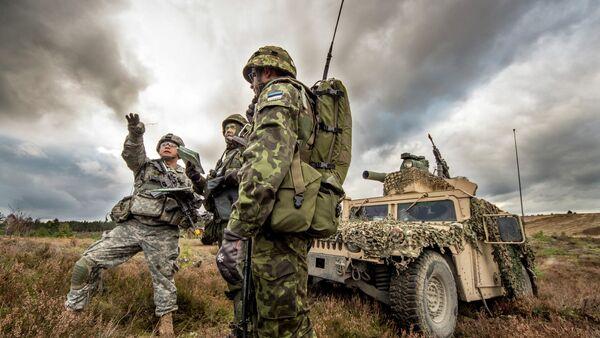 Cvičení NATO - Sputnik Česká republika