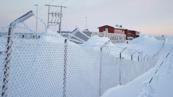 Tábor pro uprchlíky v Kirkenesu - Sputnik Česká republika