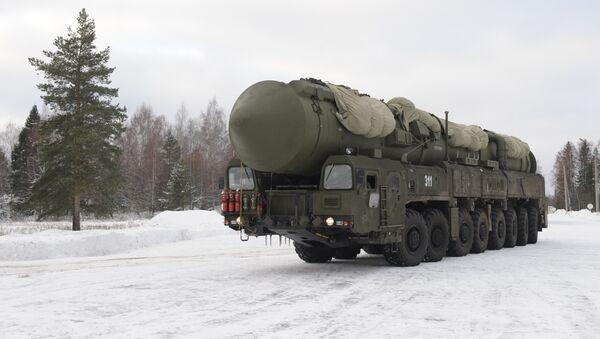 Raketový komplex Jars - Sputnik Česká republika