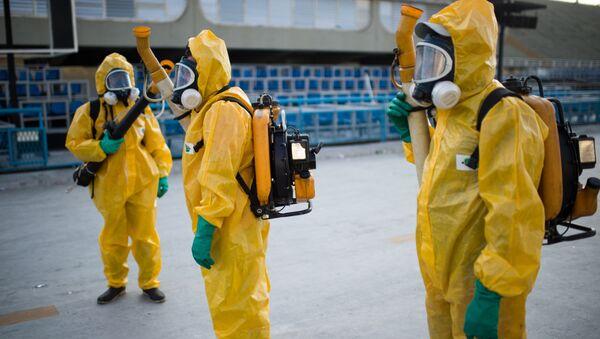 Boj proti viru Zika v Rio de Janeiru, 26. ledna 2016 - Sputnik Česká republika