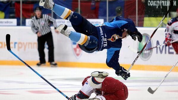 Kontinentální hokejová liga - Sputnik Česká republika
