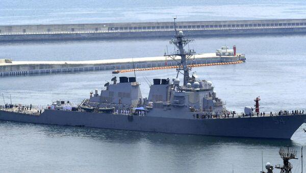 USS Curtis Wilbur - Sputnik Česká republika