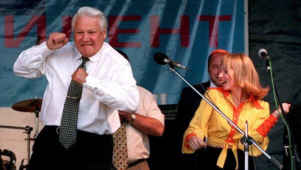 Boris Jelcin. 85. narozeniny - Sputnik Česká republika