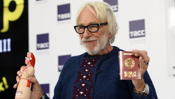 Pierre Richard - Sputnik Česká republika