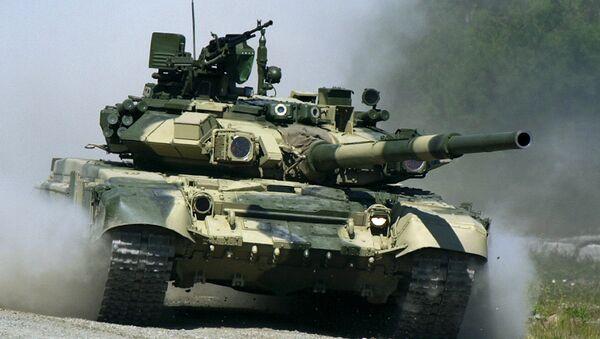 T-90S - Sputnik Česká republika