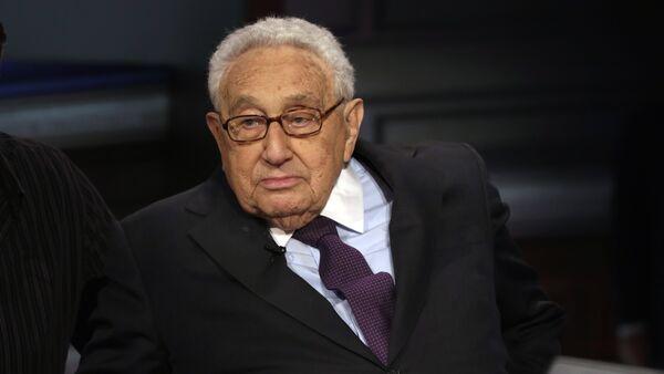 Henry Kissinger - Sputnik Česká republika