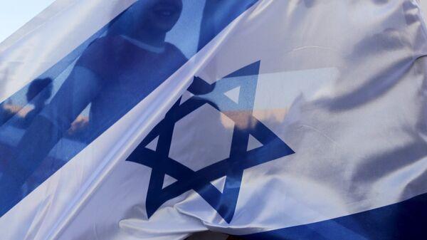Izraelská vlajka - Sputnik Česká republika