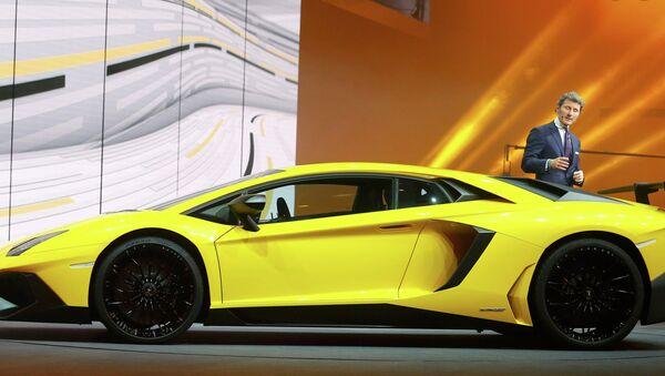 Lamborghini - Sputnik Česká republika