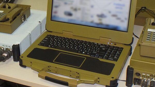 Armádní notebook - Sputnik Česká republika