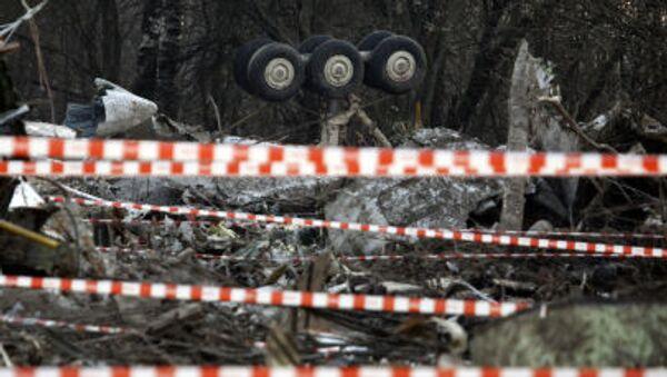 Katastrofa u Smolenska - Sputnik Česká republika