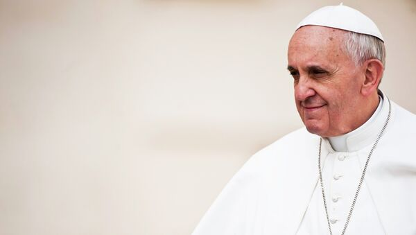 Papež František - Sputnik Česká republika