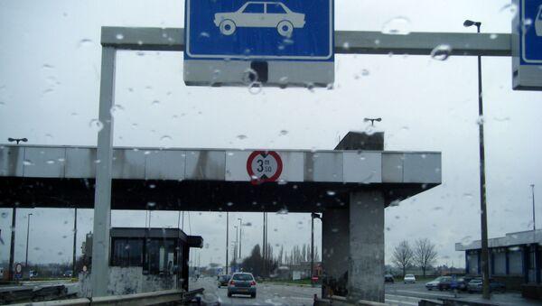 Hranice Francie a Belgie - Sputnik Česká republika