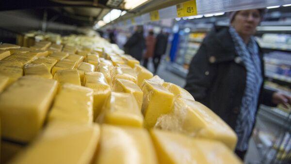 Ukrajinský sýr - Sputnik Česká republika