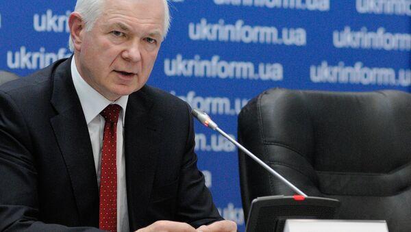 Bývalý předseda Služby zahraniční rozvědky Ukrajiny, armádní generál Nikolaj Malomuž - Sputnik Česká republika