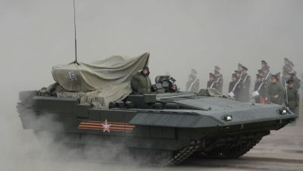 BMP Armata - Sputnik Česká republika